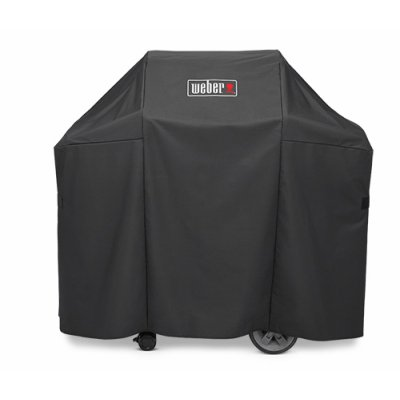 Weber Premium Grill Cover, Fits Genesis II 2-Burner Grill