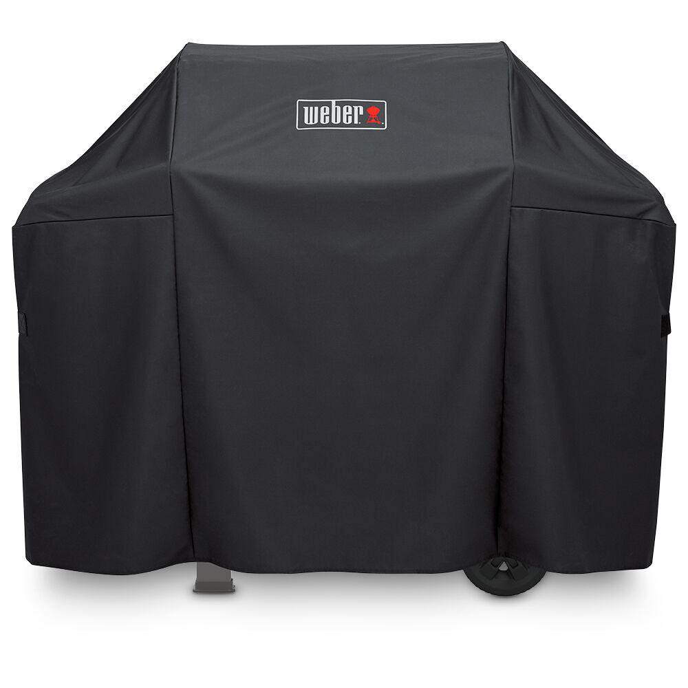 Weber Premium Grill Cover, Fits Spirit II 3 Burner Grill