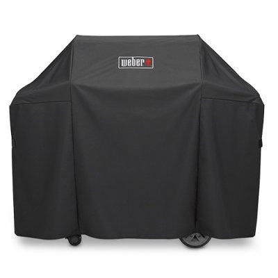 Weber Premium Grill Cover, Fits Genesis II 4 Burner Grill