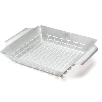 Weber Vegetable Basket, Stainless Steel