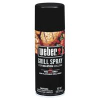 Weber Grill 'N Spray, Non-flammable Cooking Spray