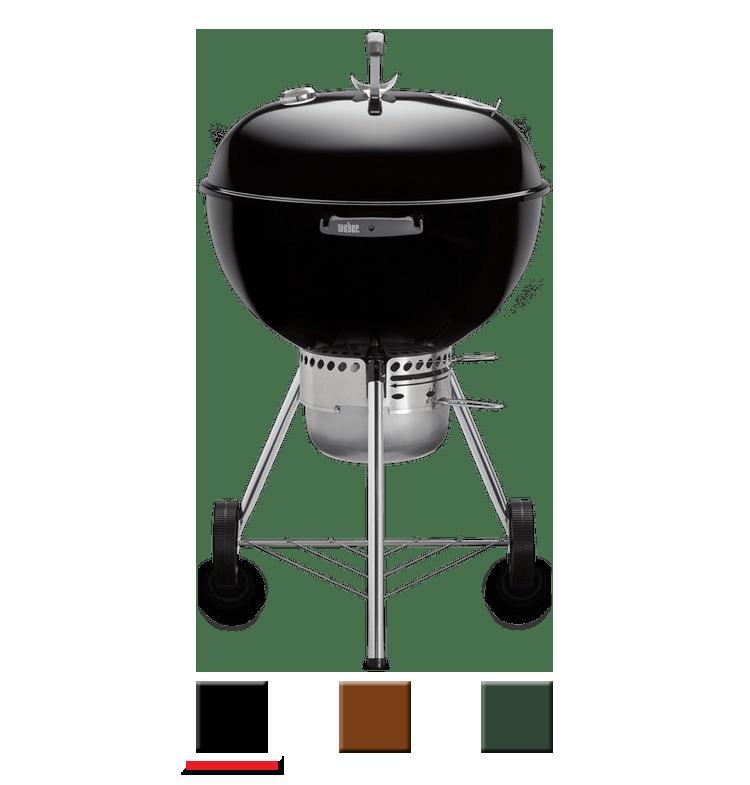 22″ Original Premium Kettle Charcoal Grill Multiple Colors
