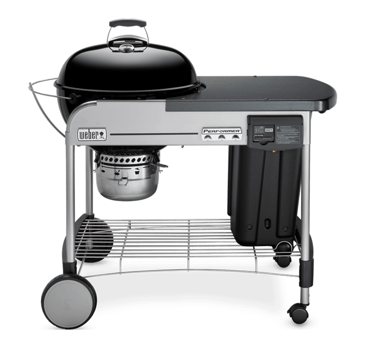 22″ Performer Deluxe Charcoal Grill