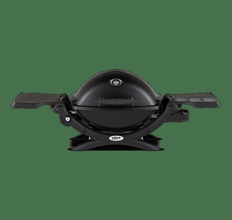Weber Q 1200 Gas Grill – Black – LP
